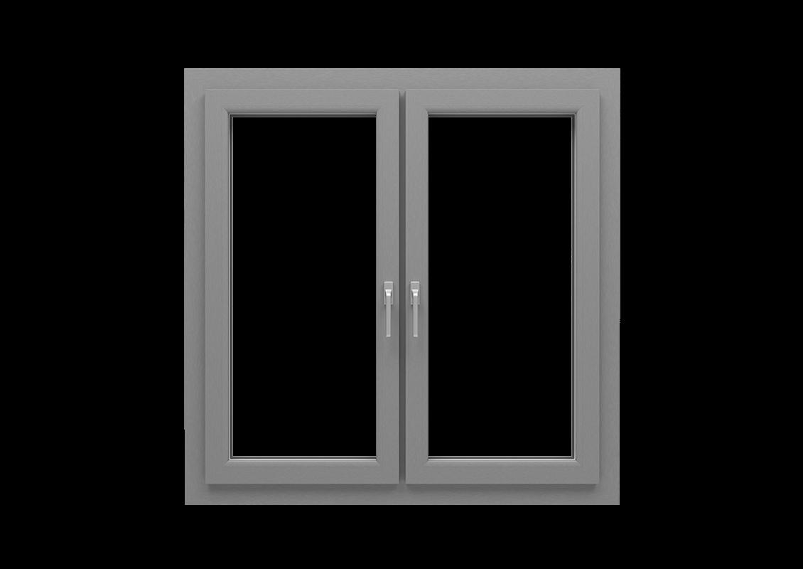 T-Passive Plus okno renowacyjne kolor silver cloud