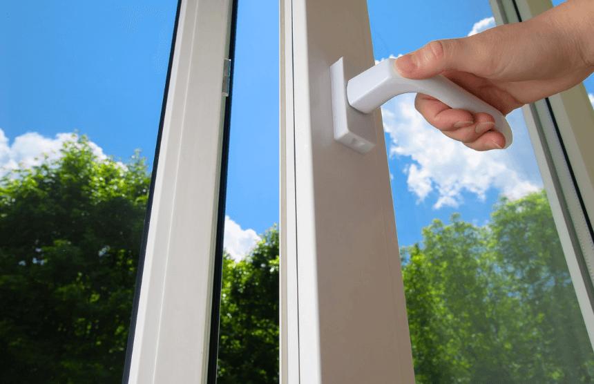 poignées de fenêtre