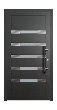 External doors_ Oslo4_ PVC