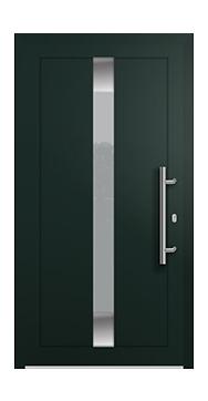 External doorss_ Oslo2 PVC