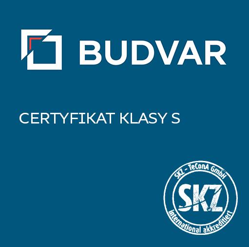 Certyfikat Klasy S